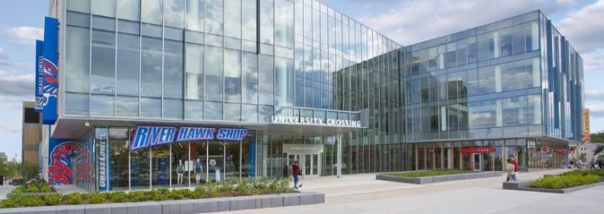 TRƯỜNG UMASS LOWELL – LOWELL, MASSACHUSSETTS