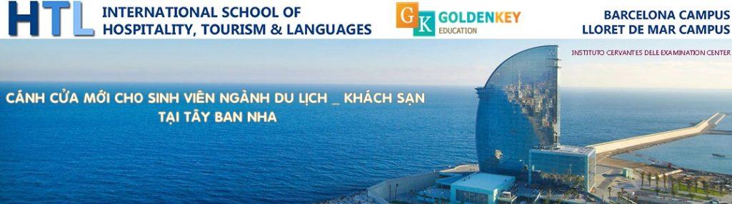 LỰA CHỌN MỚI CHO SINH VIÊN NGÀNH DU LỊCH - KHÁCH SẠN TẠI TÂY BAN NHA CÙNG TRƯỜNG HTL International School of Hospitality, Tourism & Languages