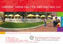 Chương trình chuyển tiếp 2 năm cuối tại Northeastern University – Top 42 Hoa Kỳ