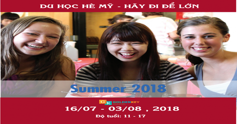 Du học hè Mỹ 2018 _ Trải nghiệm mùa hè thú vị tại THPT St.Croix Lutheran